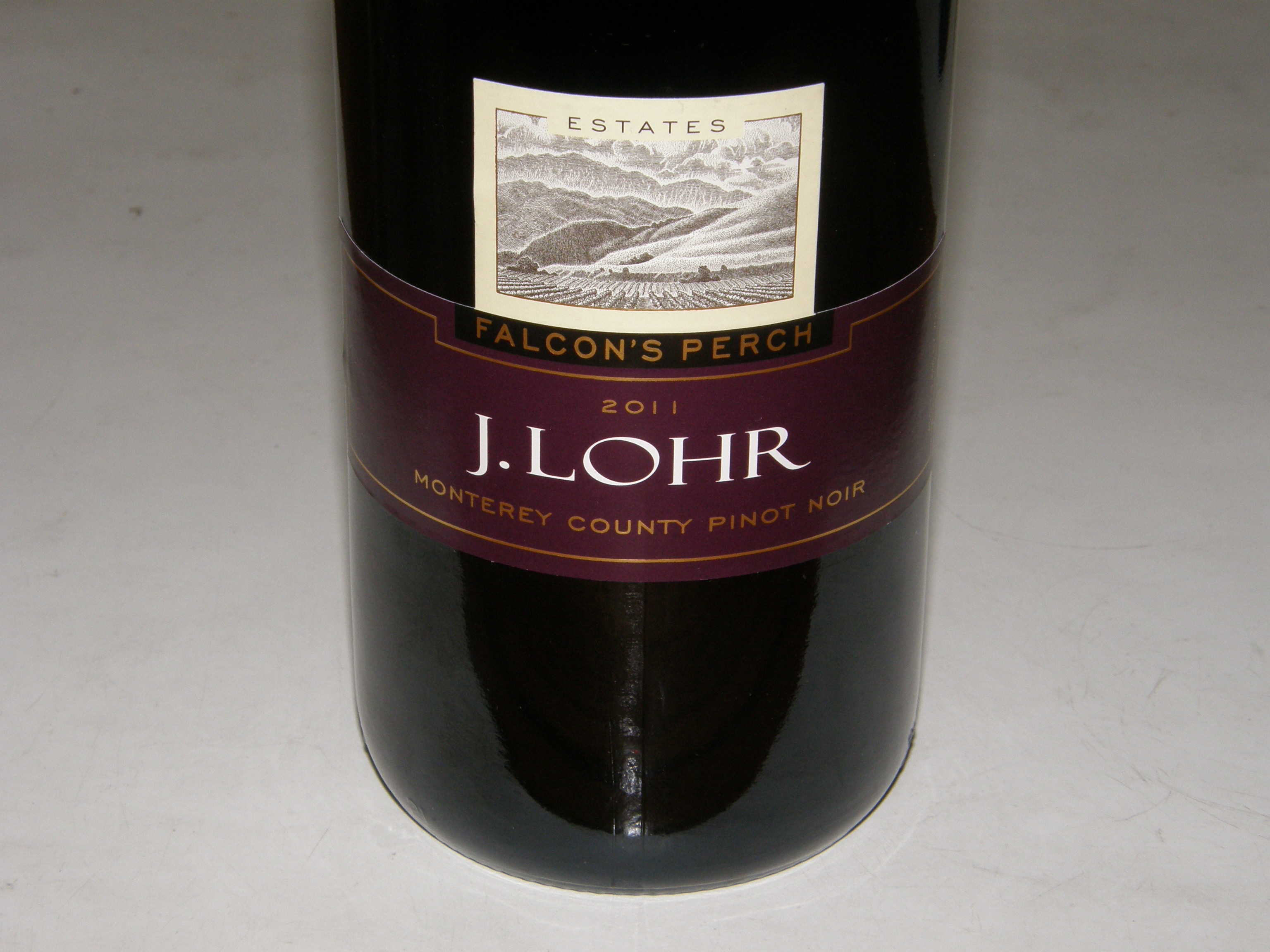 Must Try Wine Of The Week 2011 J Lohr Estates Falcon S