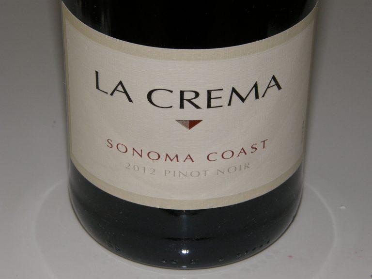 Must-Try Wine of the Week: 2012 La Crema Sonoma Coast Pinot Noir
