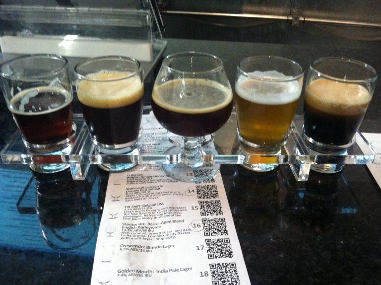 Beer Behind the Scenes: Sampling Original Brews in O.C.