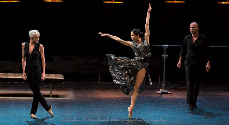 Diana Vishneva's On The Edge: Switch, choreographed by Jean Christophe Maillot
