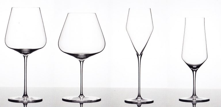 Form Meets Function in Zalto Denk'Art Wine Glasses