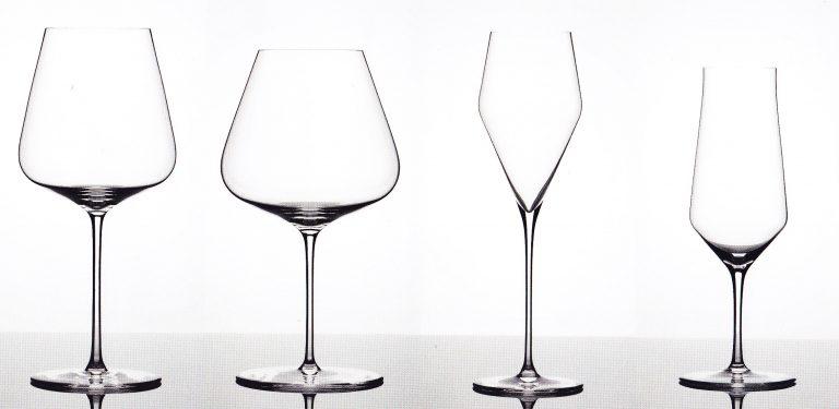 Form Meets Function in Zalto Denk'Art Wine Glasses