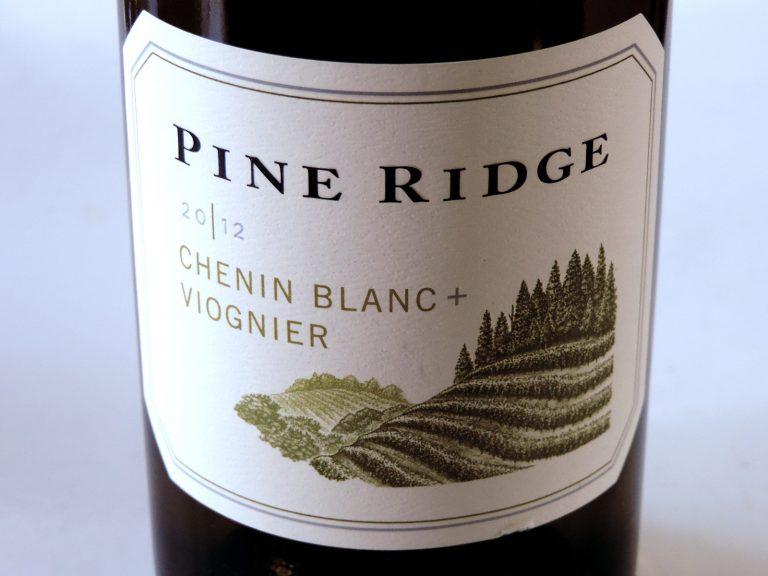 Must-Try Wine of the Week: 2012 Pine Ridge Chenin Blanc Viognier California White Wine