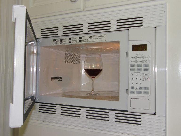 Microwave Taboo: 'Nuking' Wine is Surprisingly Useful
