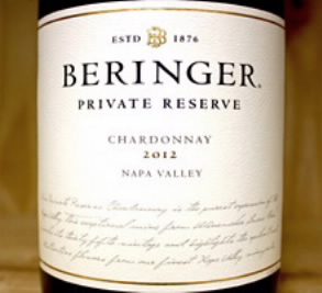 Must-Try Wine of the Week: Beringer 2012 Private Reserve Chardonnay, Napa Valley