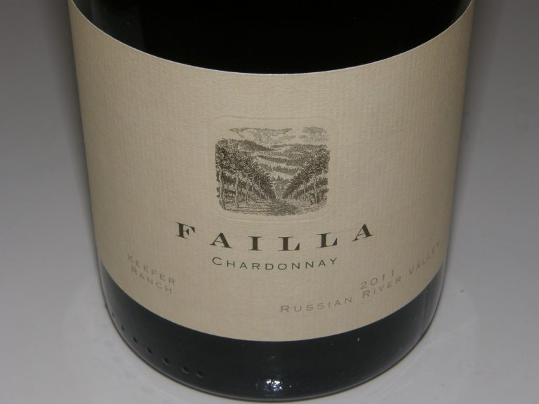 Must-Try Wine of Week: 2012 Failla Keefer Ranch Russian River Valley Pinot Noir