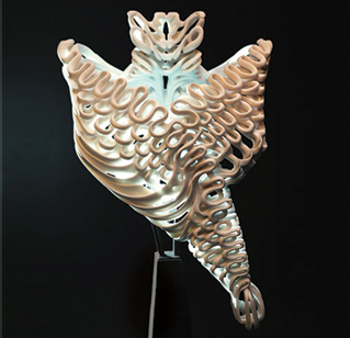 elizabeth turk art sculpture marble oc