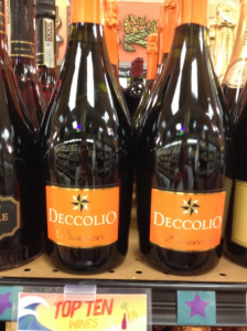 deccolio prosecco orange county wine