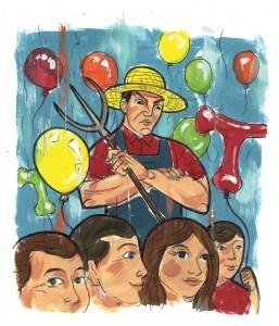 Illustration by Devon Bowman