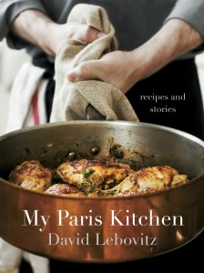 David Lebovitz My Paris Kitchen cover