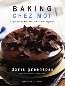 Baking Chez Moi Dorie Greenspan cover