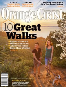 Orange County walks March 2015
