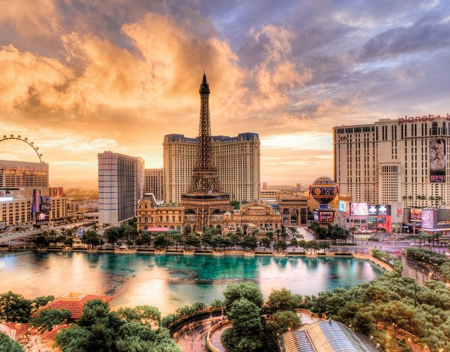 Las Vegas is continually remaking itself, and now is a great time to visit.