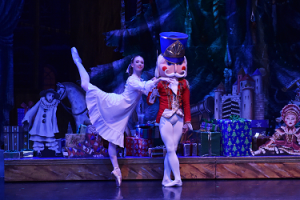 Clara and the Nutcracker Prince in Festival Ballet Theatre's 2014 show