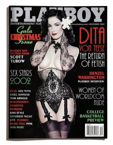 The Christmas cover