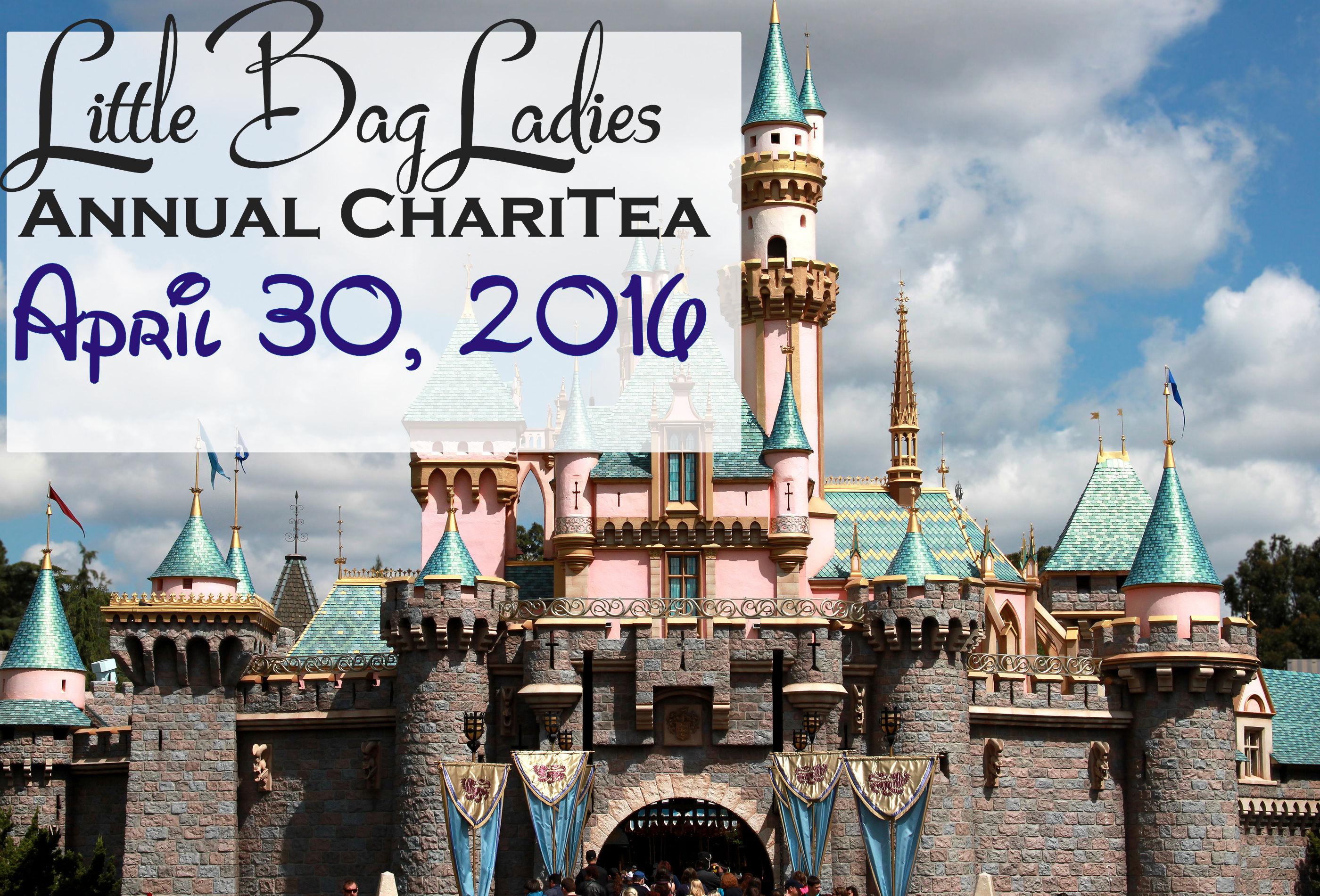 Second Annual ChariTEA event at the Disneyland Hotel Orange Coast