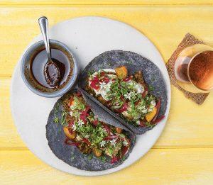 Taco Maria's Jadineros Taco.