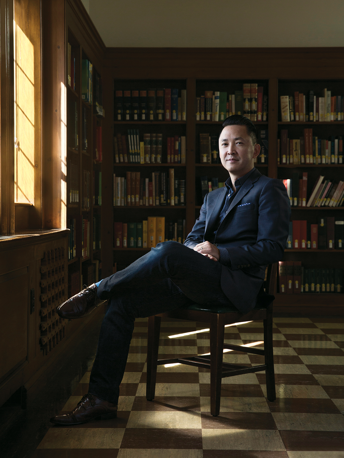 Author Viet Thanh Nguyen and How Winning the Pulitzer Prize For Fiction Changed His Life - Orange Coast