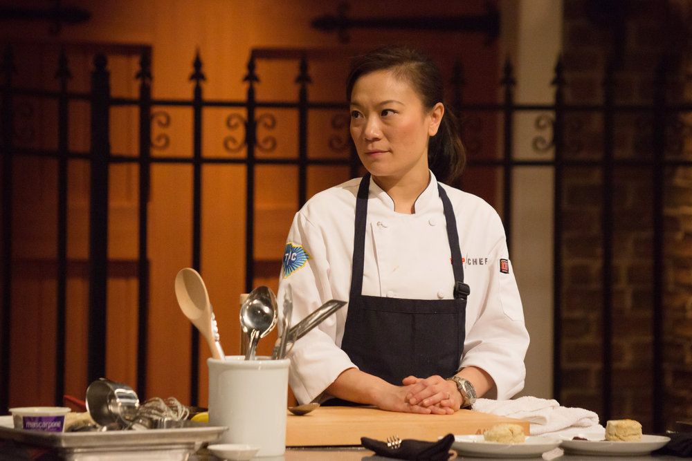 Shirley Top Chef Restaurant