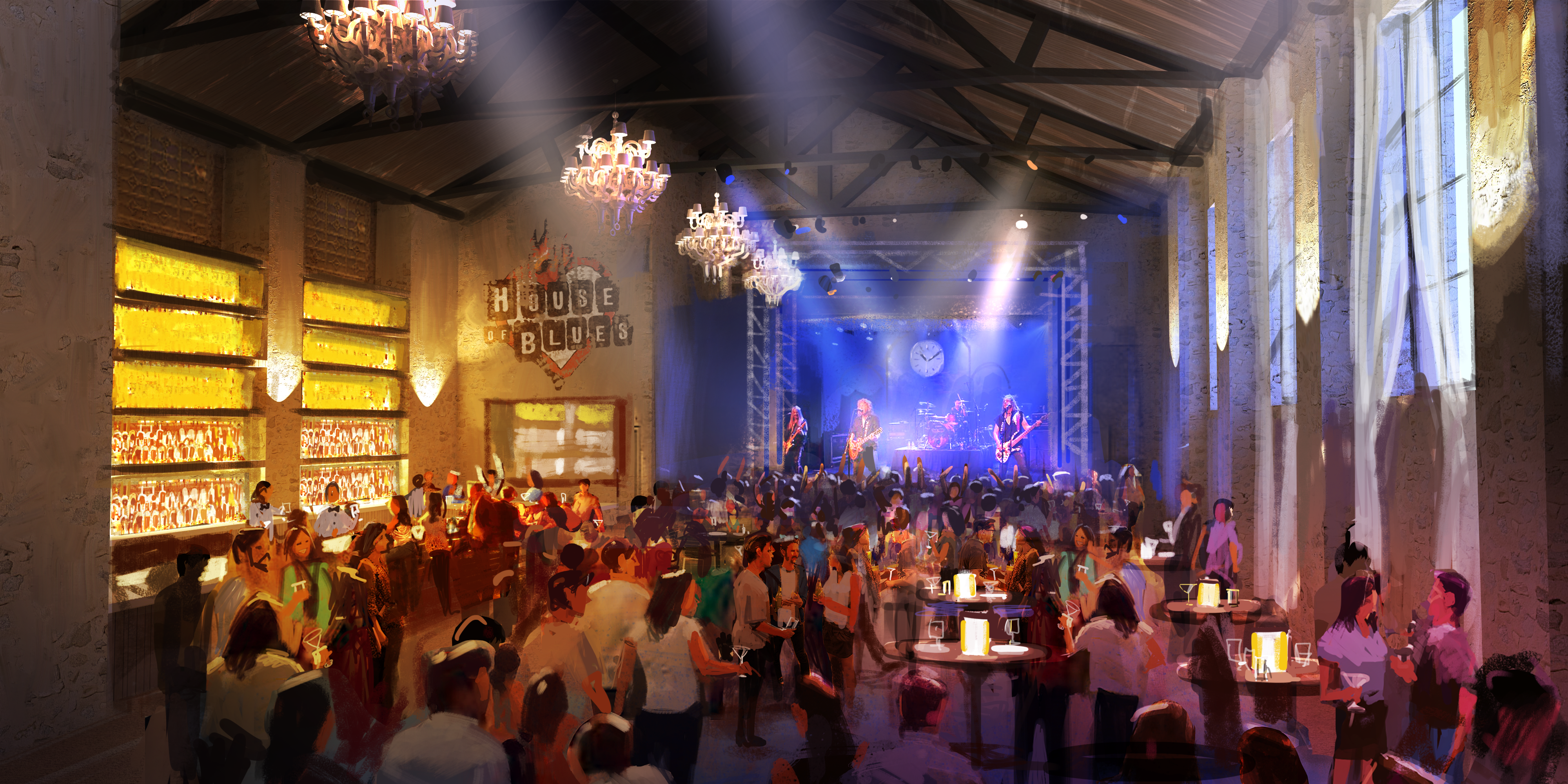 the five best features of o c s new house of blues orange coast
