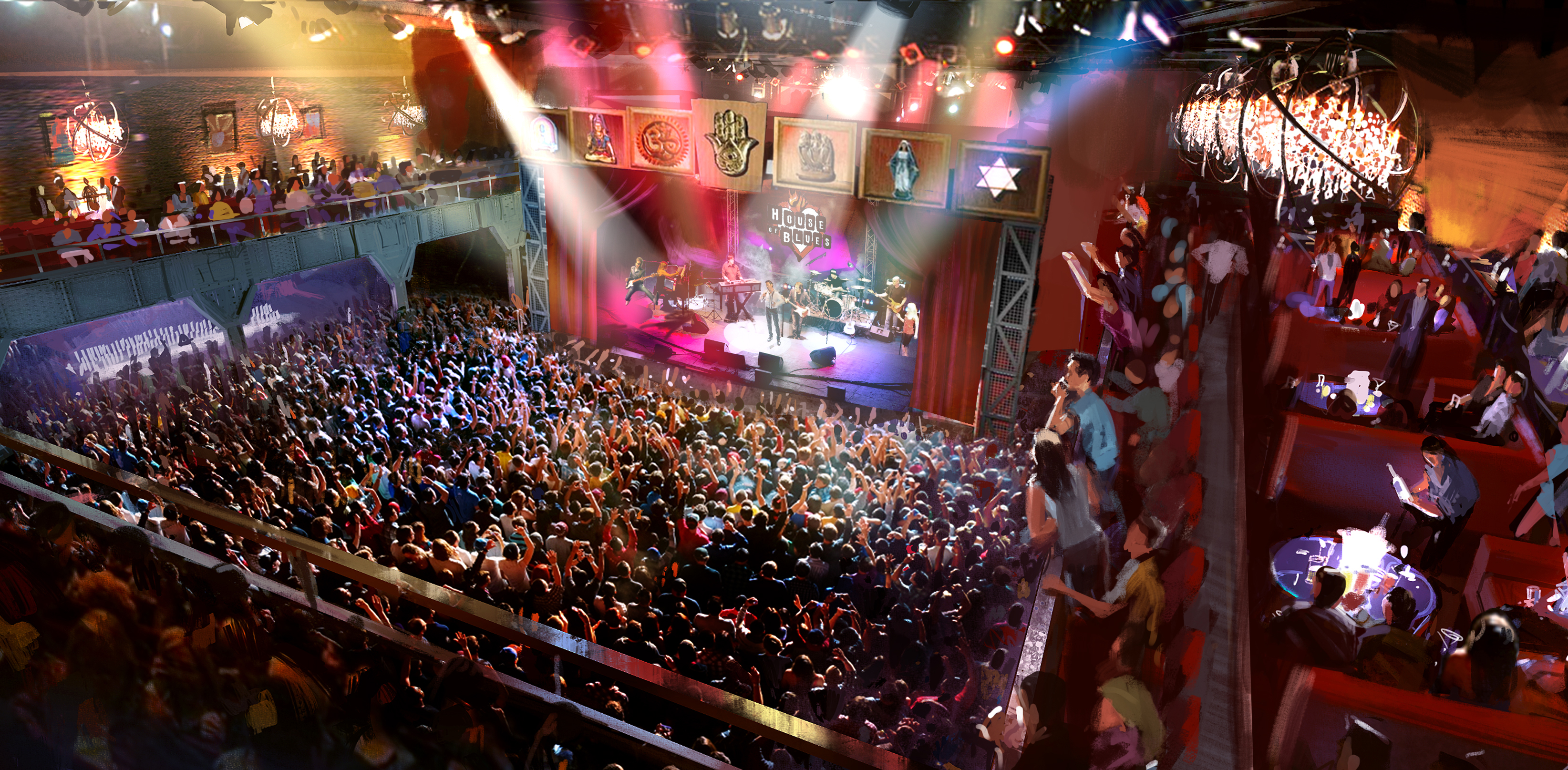 Image courtesy of House of Blues