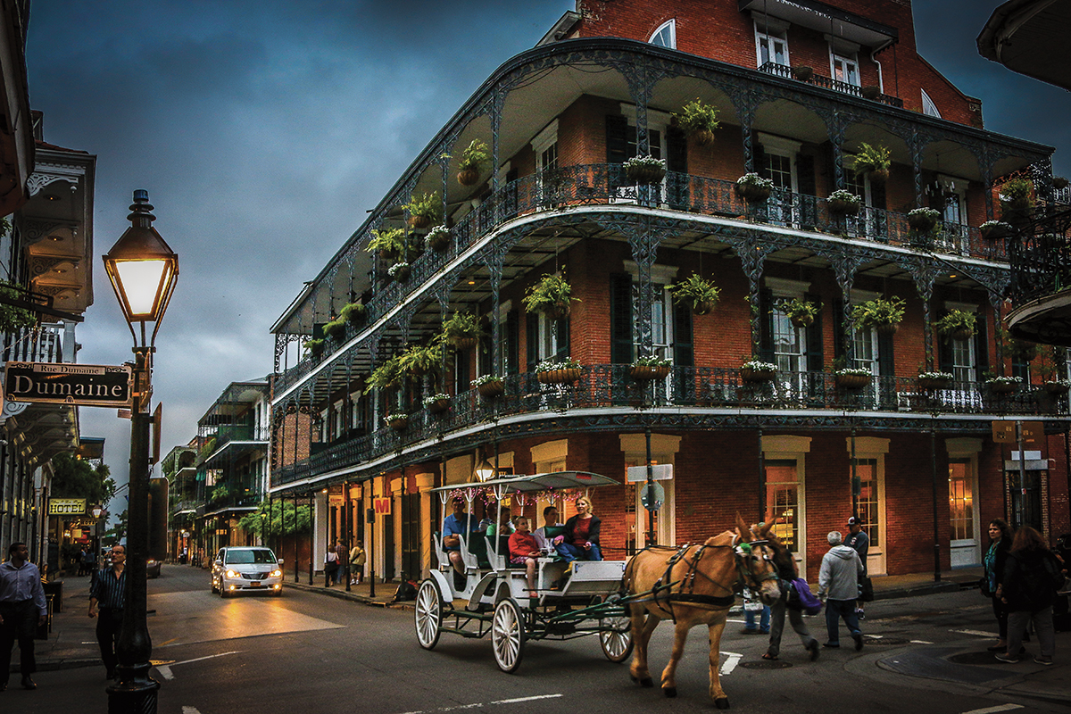 New Orleans: Spring Adds a Jazz Festival to the Food and