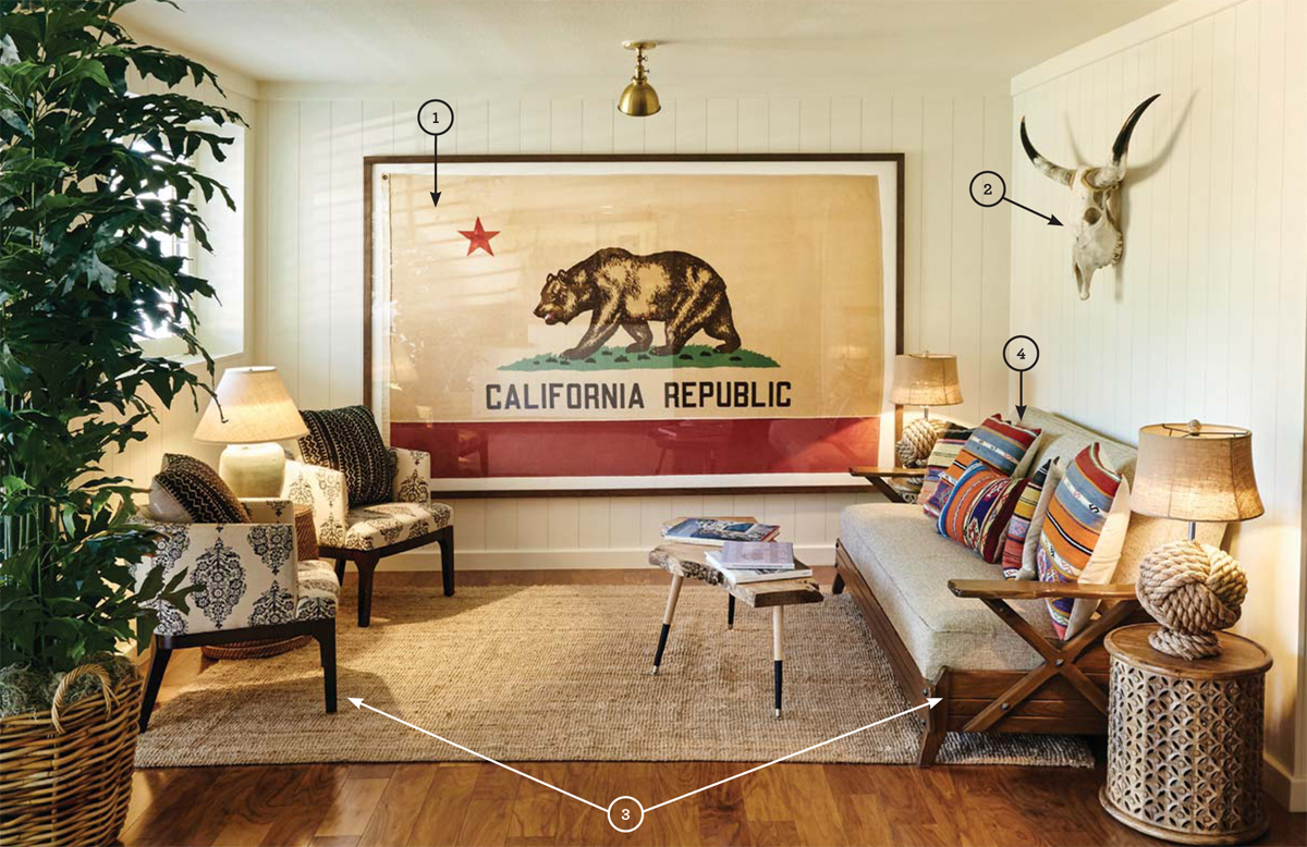A Vintage 5 By 8 Foot California Flag Was An Amazing Fi Nd At The Rose Bowl Flea Market Grossmans Framer Impressed With Item Offered Four Times What