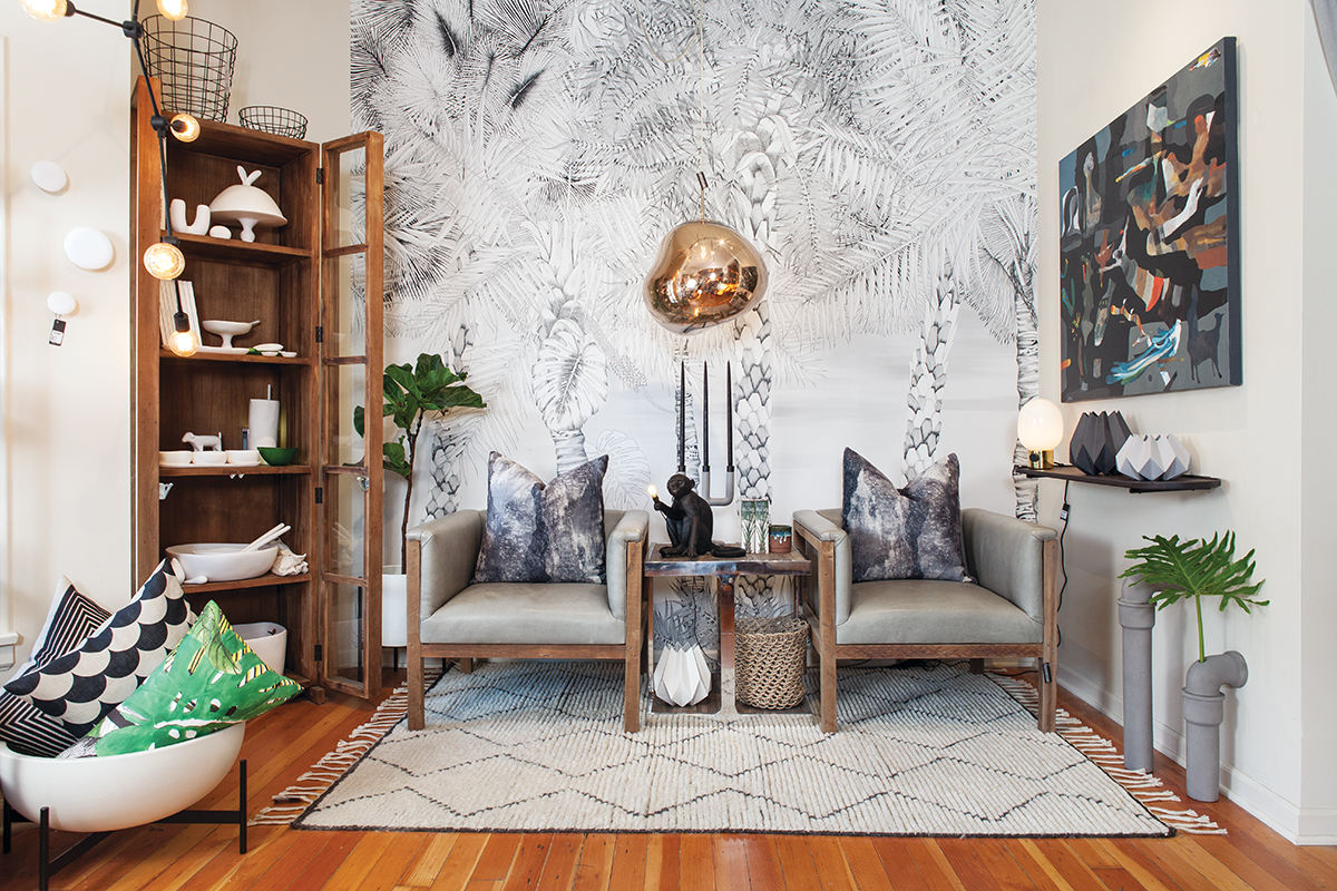 Vertigo Home Goes Where No O C Home Decor Boutique Has